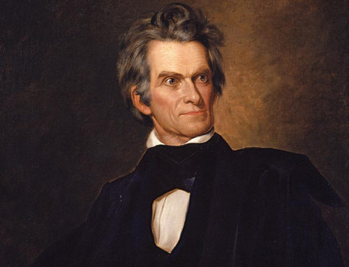 John C. Calhoun Resigns as Vice President, 1832