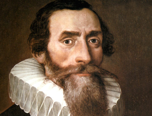 Johannes Kepler Is Born, 1571
