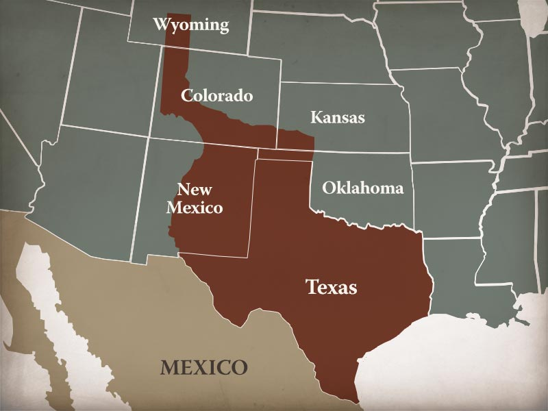 Texas Admitted To The Union 1845 Landmark Events