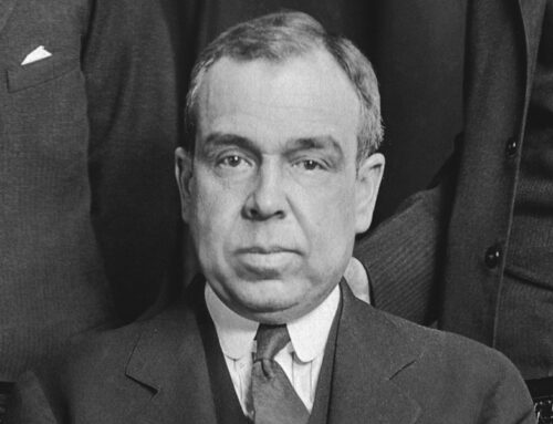 The Death of J. Gresham Machen, 1937