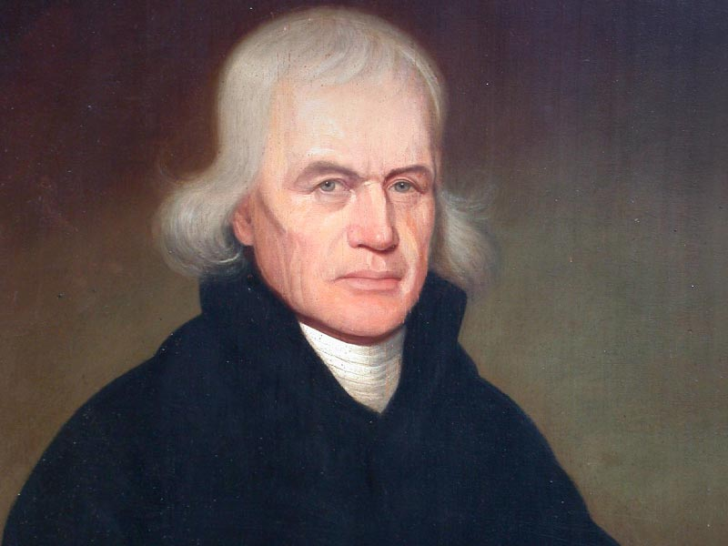 Francis Asbury Answers the Call, 1771