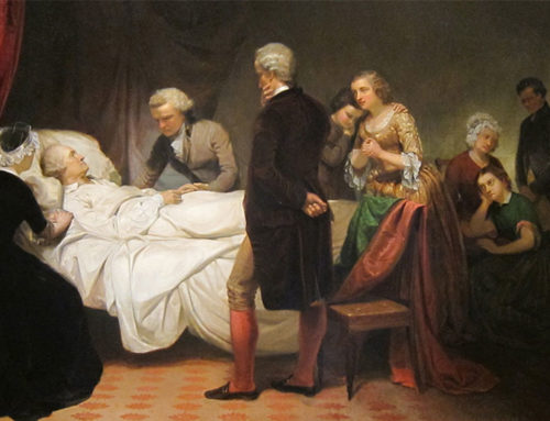 The Death of Washington, 1799