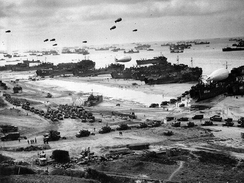 Operation Overlord, 1944