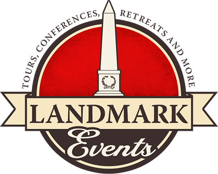 Landmark Events Retina Logo