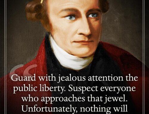 Patrick Henry on Guarding Liberty