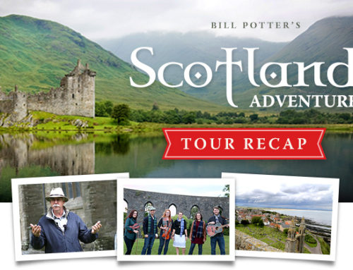 Bill Potter's Scotland Adventure Recap